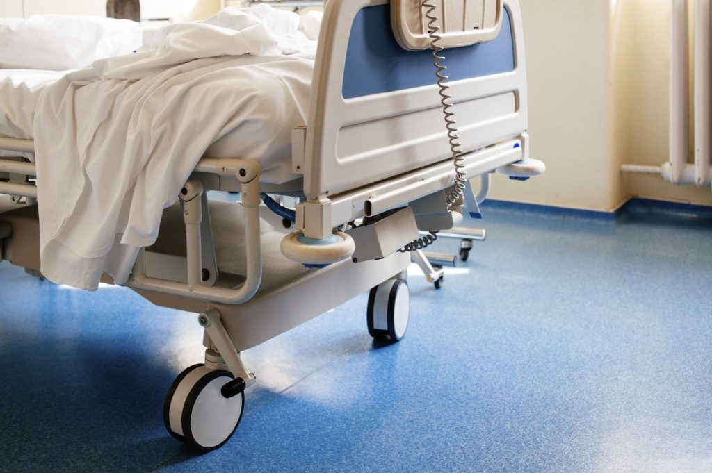 Hospital Bed - SOURCiS inc-min