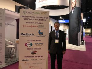 Obesity Week 2017 - Dr. Ron Elli