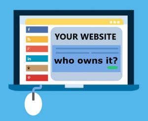 Who owns your website - SOURCis Inc